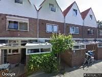 Katwijk - Het instellen van eenrichtingverkeer - Pioenhof te Katwijk a/d Rijn