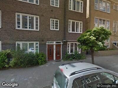 Omgevingsvergunning Richard Holstraat 12 Amsterdam