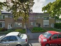 Tilburg, ingekomen aanvraag Omgevingsvergunning aanvragen Z-HZ_WABO-2017-04531 Vivaldistraat 93 te Tilburg, plaatsen van een dakkapel, 20december2017