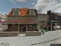 Tilburg, ingekomen aanvraag Omgevingsvergunning aanvragen Z-HZ_WABO-2018-00025 Lanciersstraat 70 te Tilburg, verbouwen van het cafe en zaal tot 5 grondgebonden woningen, 4januari2018