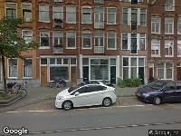 Gemeente Amsterdam - tijdelijk onttrekken van 3 parkeerplaatsen ten behoeve van bouwwerkzaamheden - Planciusstraat 63 en Schiemanstraat 2