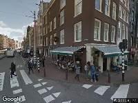 Aanvraag exploitatievergunning voor een horecabedrijf Prinsengracht 283
