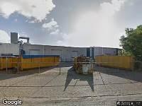 Ingekomen aanvraag, Bolsward, De Marne 27 A  het vergroten van het bedrijfsgebouw en aanleggen van een uitrit