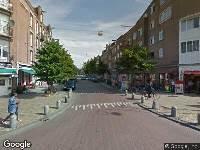 Aanvraag exploitatievergunning voor een horecabedrijf Javastraat 55
