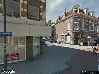Haarlem, ingetrokken aanvraag Van Ostadestraat 14, 2017-09799, wijzigen bestemming naar restaurant, ontheffing handelen in strijd met regels ruimtelijke ordening, verzonden 16 januari 2018