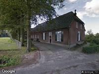 Aangevraagde omgevingsvergunning, het kappen van 10 lindes, Heusdensebaan 93 Oisterwijk