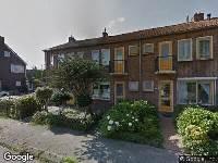 Besluit omgevingsvergunning kap terrein Stentorstraat 9