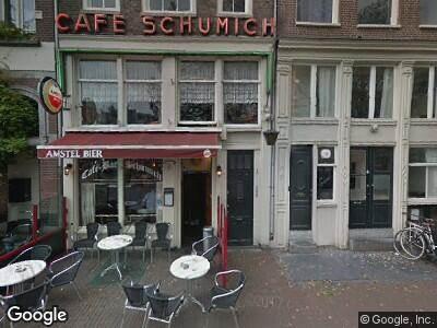 Omgevingsvergunning Singel 6 Amsterdam
