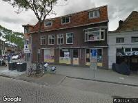 Bekendmaking Aanvraag omgevingsvergunning buiten behandeling, winkel met witgoed en gevelreclame, Thomas A Kempisstraat 42 (zaaknummer 26275-2017)