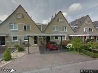 Aanvraag omgevingsvergunning, het plaatsen van een erker, Assumburgstraat 39 4834KP Breda