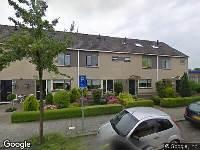Gemeente Zwolle - intrekking gereserveerde gehandicaptenparkeerplaats - Muijdermanstraat 19