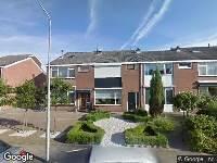 Gemeente Cromstrijen - Aanleg gehandicaptenparkeerplaats - Hoflaan, Klaaswaal