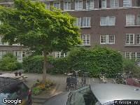 Aanvraag omgevingsvergunning Danie Theronstraat 29C