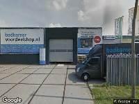 ODRA Gemeente Arnhem - Aanvraag omgevingsvergunning, het verbreden van de oprit, Vlamoven 17