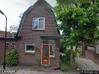 Bekendmaking Aanvraag omgevingsvergunning, kappen van een kastanjeboom, Oostgraftdijk 96, Oost-Graftdijk