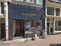 Aanvraag omgevingsvergunning Utrechtsestraat 37