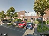 Aanvraag omgevingsvergunning, aanleggen   van een openhaardkachel met een rook kanaal naar het dak, Rodinweg   137, gemeente Almere