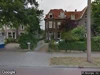 Bekendmaking ODRA Gemeente Arnhem - Aanvraag omgevingsvergunning buiten behandeling, het plaatsen van een ladder aan een gemeentelijk monument, Velperweg 101B