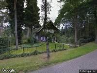 Ingekomen aanvraag voor een omgevingsvergunning, Taveernelaan 17 te Bosch en Duin, kappen