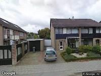 Ontvangen aanvraag omgevingsvergunning Zwaluwstraat 22, Wijchen