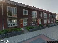 Bekendmaking Gemeente Zwartewaterland - Gehandicaptenparkeerplaats op kenteken nabij de woning Sportlaan 1a te Hasselt - in de Sportlaan te Hasselt