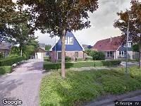 Alberdaweg 117 te Marum, Sloopmelding