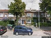 Gemeente Dordrecht, verlengen beslistermijn aanvraag om een omgevingsvergunning Bankastraat achter nr. 72 te Dordrecht