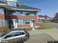 Aanvraag omgevingsvergunning, het bouwen van een fietsenberging aan de zijgevel van de woning, Veldbloemlaan 3 te Vleuten, HZ_WABO-18-33339