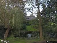 Kennisgeving ontvangst aanvraag omgevingsvergunning Zijdeweg 20 in Reeuwijk