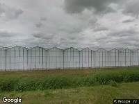 Gemeente Midden-Delfland  -  Aangevraagde omgevingsvergunning  Burgerweg naast huisnummer 6 (sectie I 2097, 3155 DB) in Maasland voor het oprichten van een kas met bedrijfsruimte, een WOT, een silo en