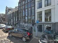 Besluit omgevingsvergunning reguliere procedure Amstel 252A