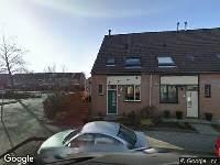 Bekendmaking 01126: Nabij Leeuwerik 1, Berkel en Rodenrijs - Gemeenteblad week 43