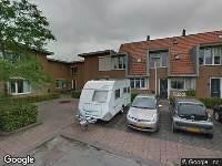 Bekendmaking Verleende omgevingsvergunning, plaatsen dakkapel achtergevel, Tiendschuurstraat 147 (zaaknummer 56435-2018)