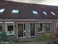 Bekendmaking Gemeente Zwartewaterland - Gehandicaptenparkeerplaats op kenteken nabij de woning Jaagpad 39 te Genemuiden - in een haaks parkeervak schuin tegenover de woning