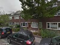 Kennisgeving ontvangst aanvraag omgevingsvergunning Gravin Jacobastraat 23 in Gouda