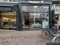 Haarlem, verleende omgevingsvergunning Zijlstraat 96, 2018-04743, verbouwen pand, vergroten winkel begane grond, realiseren drie appartementen op verdieping, activiteit monument, verzonden 25 septembe