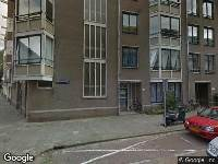 Gemeente Amsterdam - opheffen gehandicaptenparkeerplaats - Westzaanstraat 65