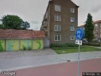 Bekendmaking Verleende vergunning gebruik openbare ruimte Valeriusstraat thv de Fenix kerk, (11028761) stremmen van het fietspad, van 24 t/m 26 september 2018, verzenddatum 20-09-2018.