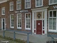 Bekendmaking Gemeente Heusden - Wijksestraat 10, 5256 BJ, Heusden, maken trapsparing voor vaste trap en plaatsen 4 dakramen
