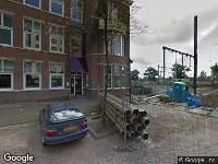 """Bekendmaking Gemeente Utrecht - Vaststellen: Rijbaan of –strook uitsluitend ten behoeve van trams (F15) met het onderbord """"Toegestaan onderhoudsvoertuigen en hulpdiensten"""" - Nicolaas Beetsstraat (ter hoogte van he"""