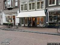 Aanvraag exploitatievergunning voor een horecabedrijf Runstraat 13 D