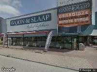 Ingediende aanvraag voor een omgevingsvergunning, Woonboulevard (unit M), Z/18/098625, realiseren proefgevel