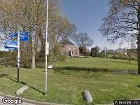 Verleende ontheffing verbranden slootmaaisel, Hereweg 18 te Bierum en Uiteinderweg 16 te Holwierde