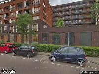Gemeente Amsterdam - Verkeersbesluit wijzigen kenteken gehandicaptenparkeerplaats  Leeuwendalersweg   - Leeuwendalersweg 478