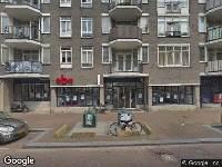 Gemeente Amsterdam - Verkeersbesluit verwijderen gehandicaptenparkeerplaats Spaarndammerstraat  - Spaarndammerstraat 482