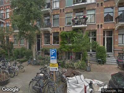 Omgevingsvergunning Burmanstraat 9 Amsterdam