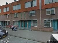 Bekendmaking Gemeente Rotterdam - Gehandicaptenparkeerplaats op kenteken - Rosenveldtstraat 28A