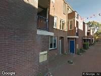 Bekendmaking Gemeente Rotterdam - Gehandicaptenparkeerplaats op kenteken - Pisuissestraat 2