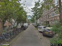 Bekendmaking Aanvraag omgevingsvergunning kap Swammerdamstraat 20-H