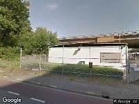 Verleende vergunning voor aanleggen kabels, mantelbuizen en transformatiegebouw, Veilingweg in Rotterdam.